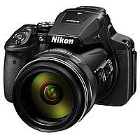 Фотоаппарат Nikon Coolpix P900 Black (VNA750E1)