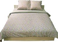 Комплект постельного белья Руно Кантри 175х215 серый (7.52Кантри01)