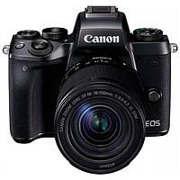 Фотоаппарат Canon EOS M5 kit (18-150mm) IS STM Black (1279C049)