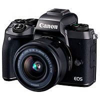 Фотоаппарат Canon EOS M5 kit (15-45mm) IS STM Black (1279C046)