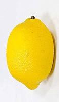 Лимон декоративный 972307 (9см)