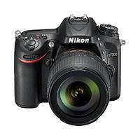 Фотоаппарат Nikon D7200 + AF-S DX 18-300 f / 3.5-6.3G ED VR Black (VBA450K008)