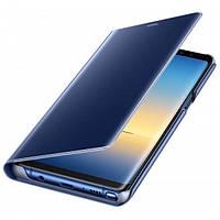 Чехол-книжка для Samsung Galaxy Note 8 N950 Clear View Standing Cover Deep Blue (EF-ZN950CNEGRU)