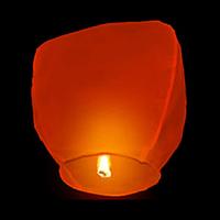Небесные фонарики желаний, Китайские фонари желаний в виде купола