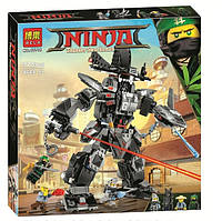 "Конструктор Ninjago Movie Bela 10719 (аналог Lego 70613) ""Робот Гарм"""