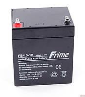 Аккумуляторная батарея для ИБП Frime Аккумуляторная батарея для ИБП Frime FB4.5-6 6в 4.5AH