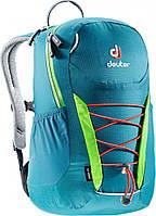 Рюкзак Deuter Gogo XS цвет 3214 petrol-kiwi (3611017 3214)