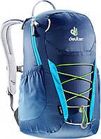 Рюкзак Deuter Gogo XS цвет 3306 midnight-turquoise (3611017 3306)