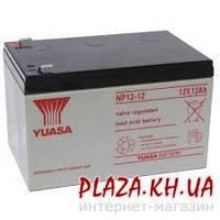 Аккумуляторная батарея для ИБП NPP Аккумуляторная батарея для ИБП NPP NP12-12 12В 12Ач