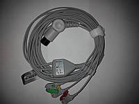ЭКГ кабель Шиллер (тип банан)