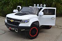 Детский 4-х моторный электромобиль Джип Chevrolet, фото 1