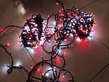 """Светодиодная линейная гирлянда  """"Нить"""" разноцветная на 1000 LED 70 метров!!, 8 режимов свечения, фото 6"""