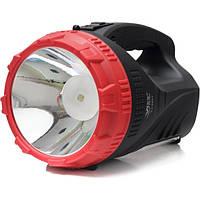 Ручной светодиодный фонарик YJ 2827 аккумуляторный  Акция!