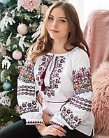Вишиванка Лемківська (домоткане полотно)