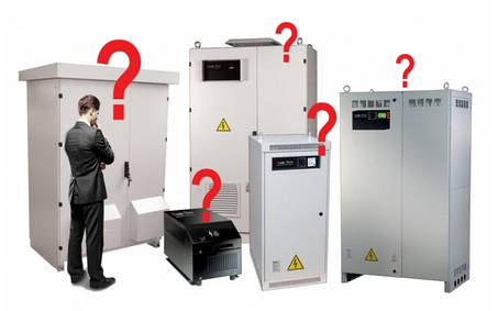 Как выбрать стабилизатор?