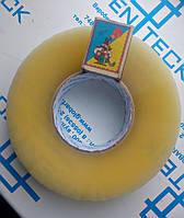 Скотч упаковочный, ширина 45 мм, намотка 1500 м. В упаковке 6 шт.