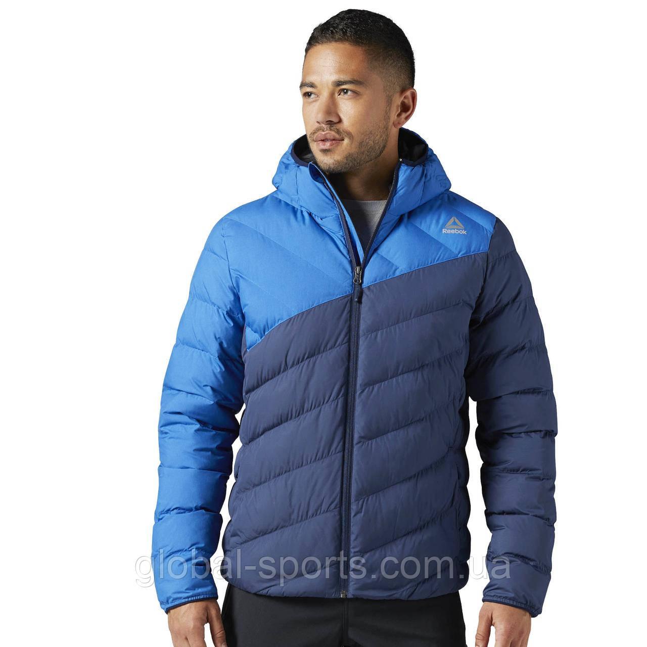 a857706b Мужская куртка Reebok OUTDOOR DOWNLIKE (АРТИКУЛ:BR0454) - магазин Global  Sport в Харькове