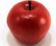 Яблоко декоративное 972289 (8см) розовое