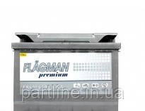 Аккумулятор FLAGMAN PREMIUM  6СТ-70, пусковой ток 680En, 276х175х190, гарантия 24 мес., премиум класс