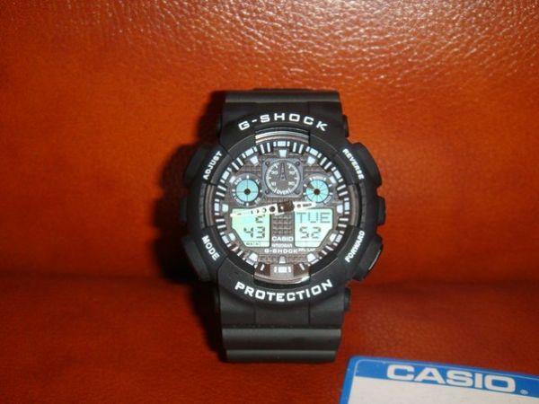 Спортивные часы G-Shock Protection цвет черный