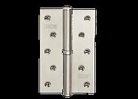 Петля для дверей стальная съемная правая / левая Артикул: H-120 R (L) Цвет отделки: SN - матовый никель