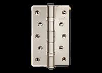 Петля для дверей стальная универсальная разборная Артикул: HE-120 Цвет отделки: PN - перламутровий нікель
