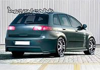 БАМПЕР ЗАДНИЙ FIAT СROMA PO 2005