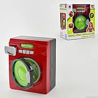 Игрушечная стиральная машина 14611,звук