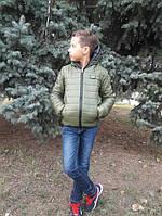 """Двусторонняя куртка """"Зима"""""""