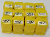 ER 16. Комплект из 12 цанг. Зажимные цанги