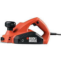 Эл.рубанок BLACK&DECKER KW712KA-QS 650 Вт