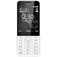Мобильный телефон Nokia 230 Dual Sim (silver)