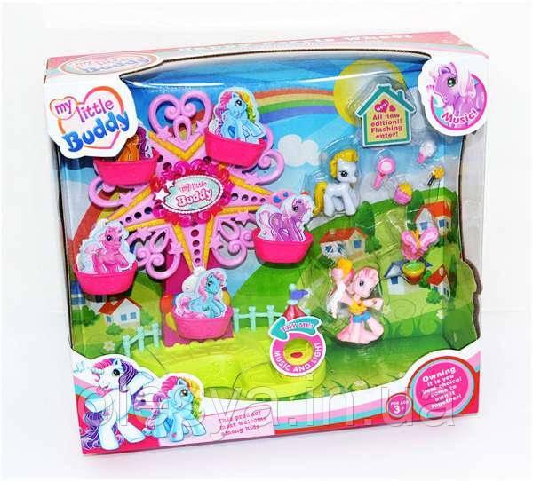 Игровой набор Карусель Mу Little Pony