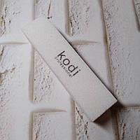 Баф 4-х сторонний, белый, шлифовщик KODI 80/100