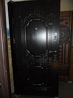Двери входные (улица) Элит модель 383 венге