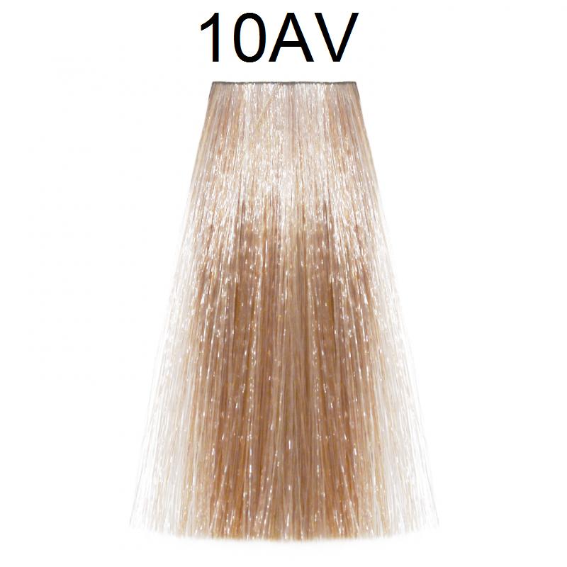 Купить 10AV (очень-очень светлый блондин пепельно-перламутровый) Стойкая крем-краска для волос Matrix Socolor.beauty, L'Oreal