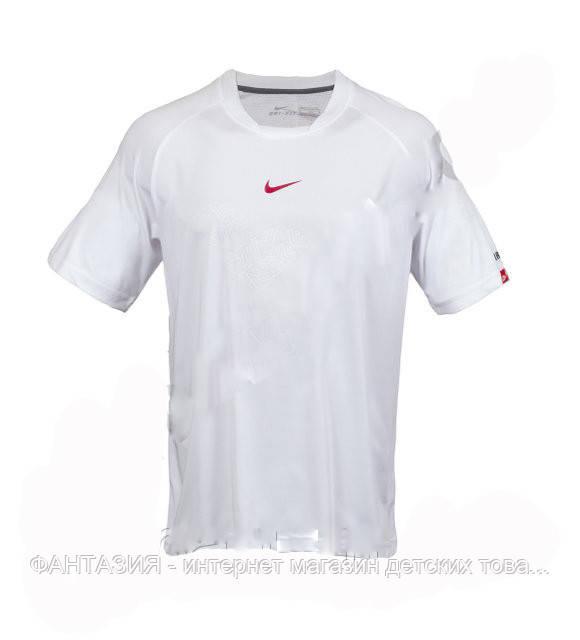d6e63659 Мужская футболка Nike из полиэстра копия - ФАНТАЗИЯ - интернет магазин  детских товаров в Днепре