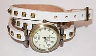 Женские наручные часы с длинным ремешком, часы белые женские