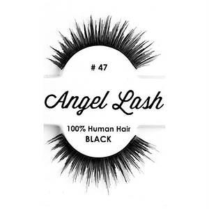 Накладные ресницы из человеческого волоса Angel Lash™ Natural Eyelashes #47