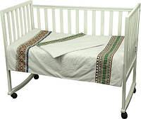 Детский комплект постельного белья Руно Словяночка 112х147, зеленый (932.02СУ_Зеленый)