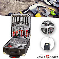 Набор инструментов Swiss Kraft 399pc Black Edition
