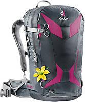 Рюкзак Deuter Freerider 24 SL цвет 4507 graphite-magenta (3303117 4507)