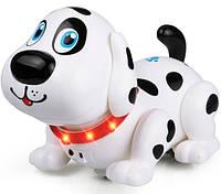 Интерактивная собачка Далматинец 11030