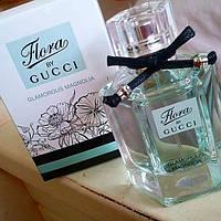 Женская туалетная вода Flora by Gucci Glamorous Magnolia EDT 100 ml