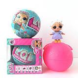 Кукла-сюрприз в шарике LOL Surprise (2-я серия), фото 3