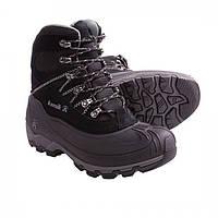 Ботинки мужские зимние для охоты Snowcavern Kamik (-40° водонепроницаемые / утепленные с усиленным протектором