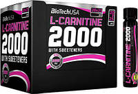 Biotech USA L-carnitine 2000 20 ампул