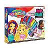 Краска (мел) для волос детская временная подарочный набор