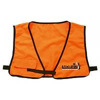 Жилетка-Безрукавка безопасности оранжевый для охоты Norfin Hunting Safe Vest