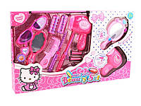 Парикмахерский набор Hello Kitty муз.свет. (арт. KT-905), пластик, Коробка с открытым окном, 41x4.5x24см